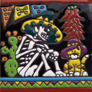 Day of the dead tile hrd 5