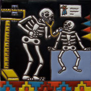 Day of the dead tile hrd 7