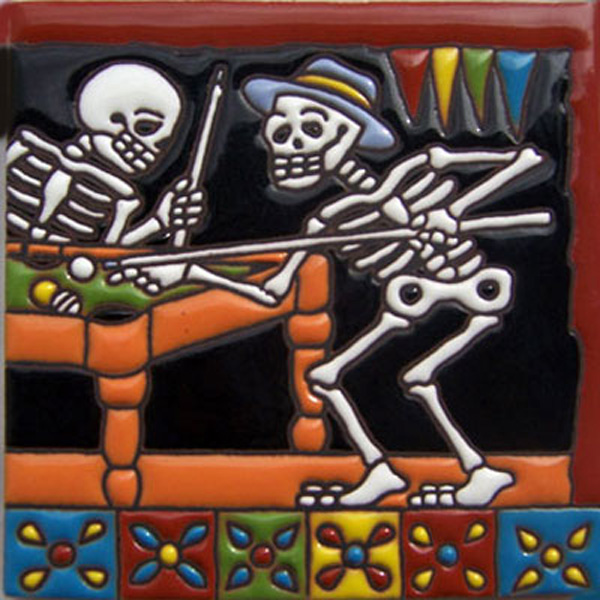Day of the dead tile hrd 3
