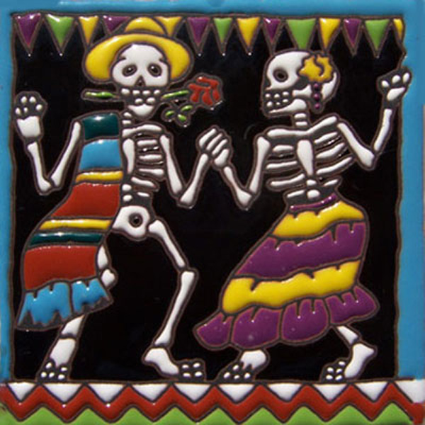 Day of the dead tile hrd 13