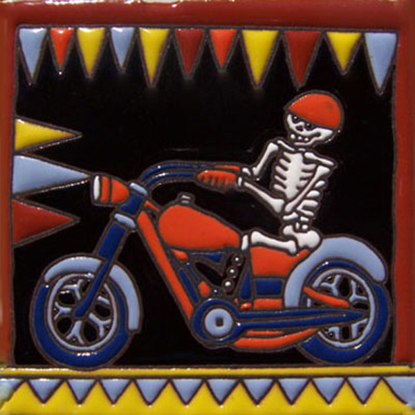 Day of the dead tile hrd 16