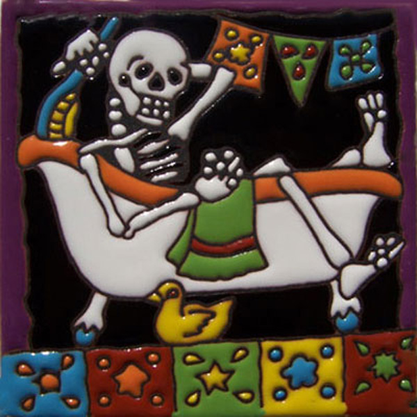 Day of the dead tile hrd 18