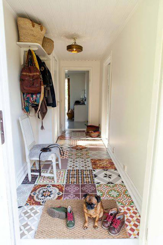 Mexican Talavera Tiles Floor
